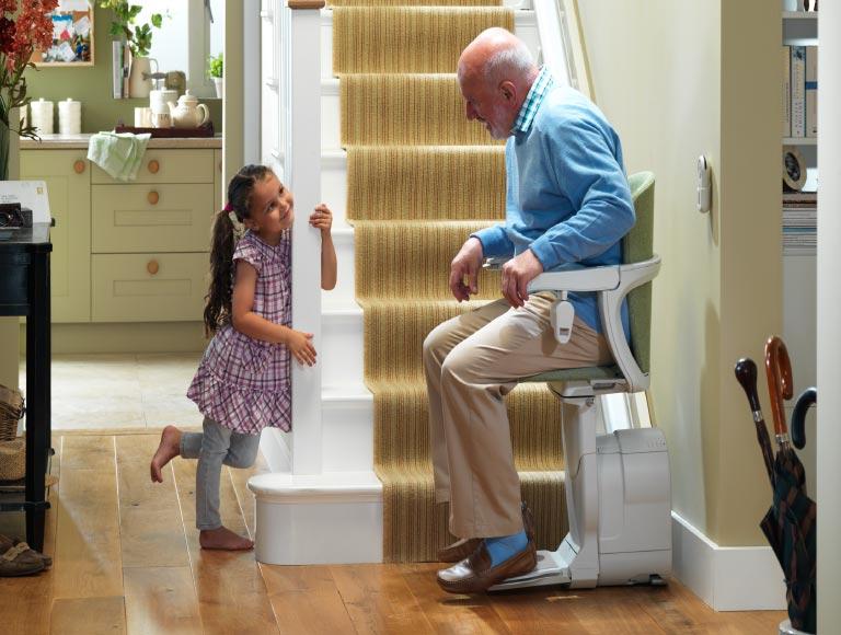 chaise-escalier