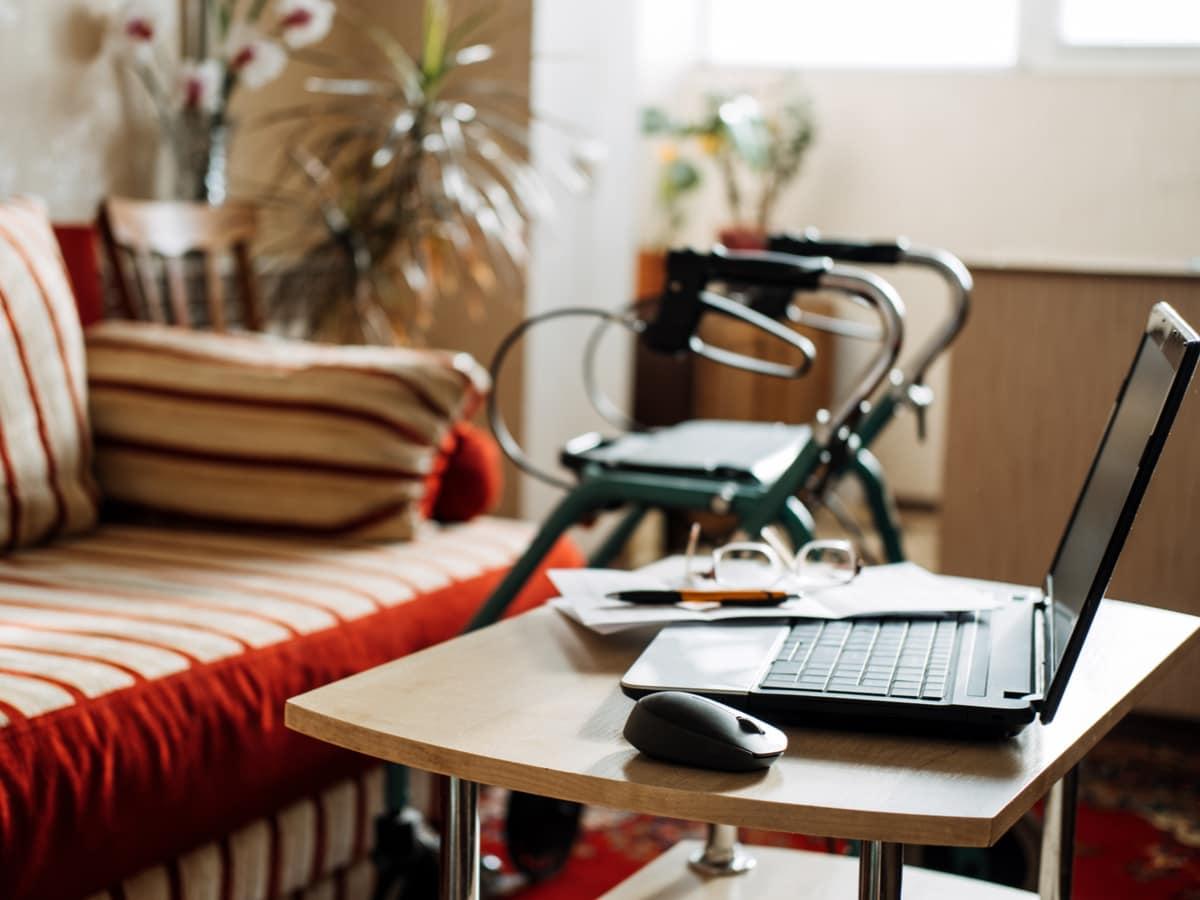 Recherche d'un contracteur pour l'aide à la mobilité.